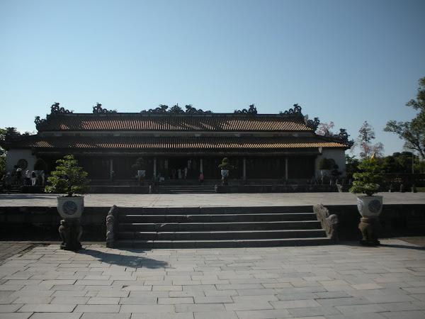 Palacio Thai Hoa. Ciudadela de Hue (Vietnam)