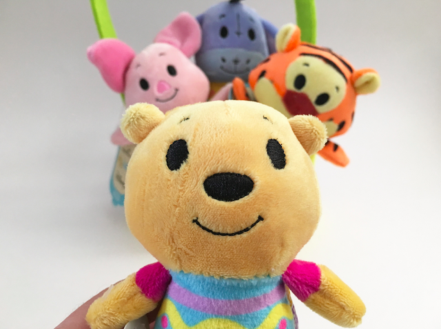 Hallmark Disney itty bittys Winnie the Pooh #LoveHallmarkCA