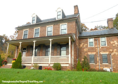Hopewell Forge Mansion in Brickerville Pennsylvania