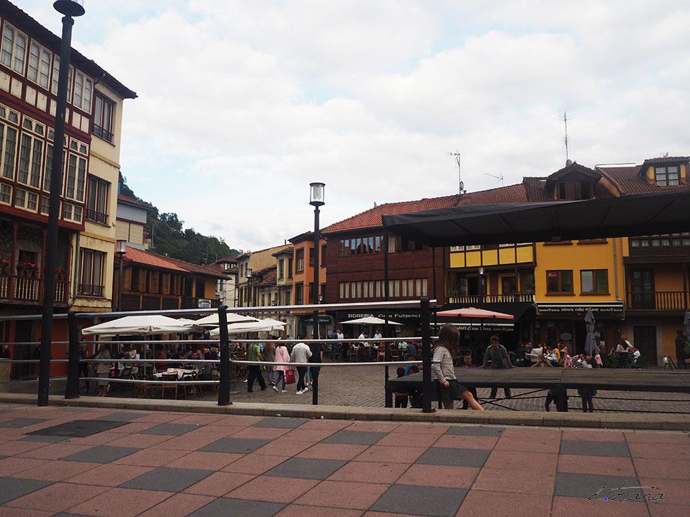 Plaza San Juan de Mieres