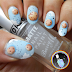 Freehand 3D Gel Cookie Nail Art