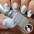 Freehand 3D Gel Cookie Nail Art