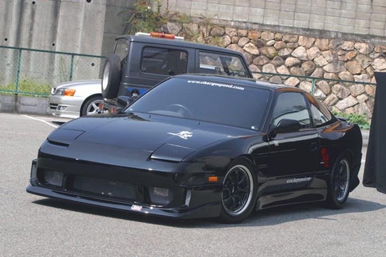 Nissan Silvia Body Kit – HD Wallpapers