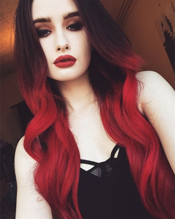 Videos sexuales de cabello rojo