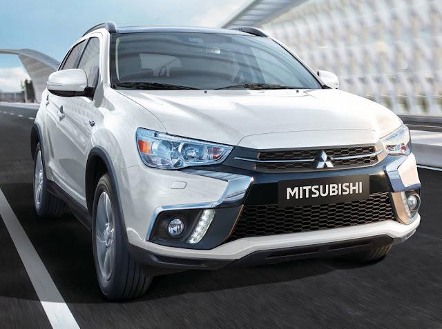 Mitsubishi ASX 2019