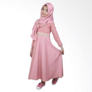 Model Baju Lebaran Untuk Anak Perempuan 2017