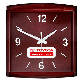 Cung cấp và sản xuất đồng hồ doanh nghiệp, đồng hồ quảng cáo, đồng hồ kỷ niệm giá rẻ