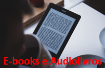 E-books e Audiolivros