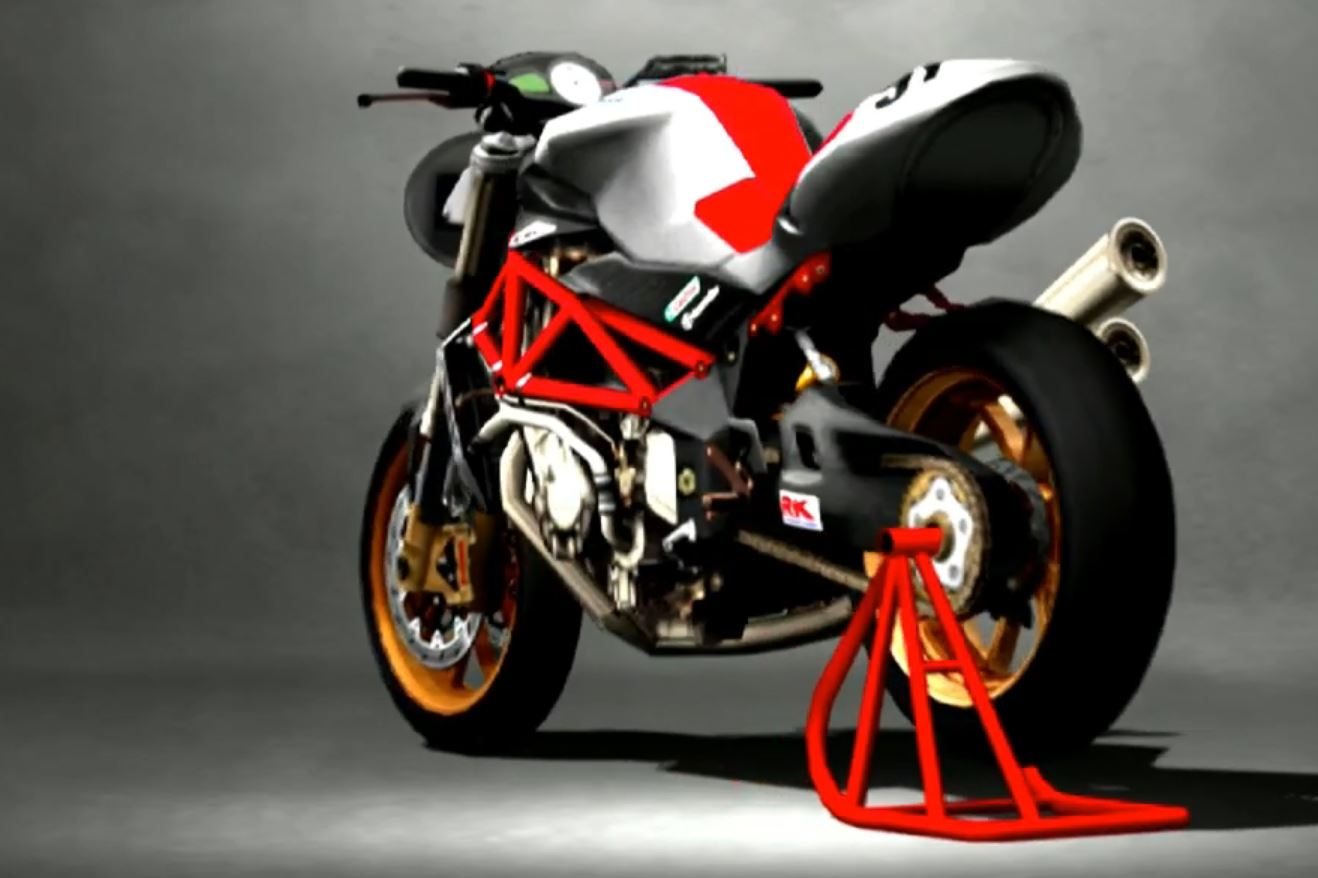 MV AGUSTA Brutale 910 Racing Modify 2005