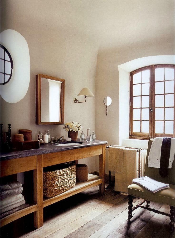 refresheddesigns seven stunning modern rustic bathrooms