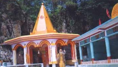 Nagdevta temple, Berinag, Uttarakhand