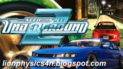 Game Balapan PS2 Terbaik | NFS Underground 2