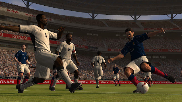 Pro Evolution Soccer 2008 (PES 08) PC Download Full Version Screenshot 3