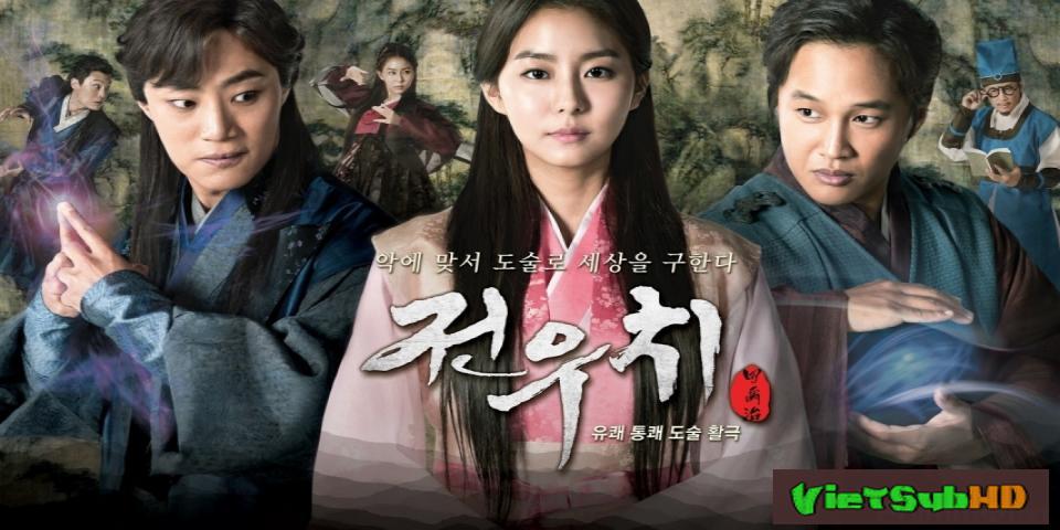 Phim Jeon Woo Chi Hoàn tất (24/24) VietSub HD | Jeon Woo Chi 2012