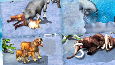 Beasts of Ice Age Mod Apk v1.2 (Full Unlocked)