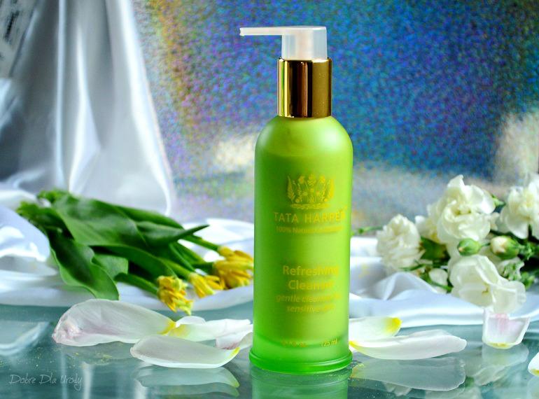 Refreshing Cleanser Odświeżający preparat oczyszczający Tata Harper