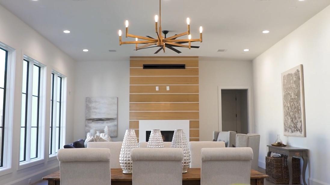 18 Interior Design Photos vs. 629 Merrill St, Houston, TX Luxury Home Tour