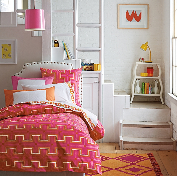cool pink orange bedroom ideas | Leave a Reply Cancel reply