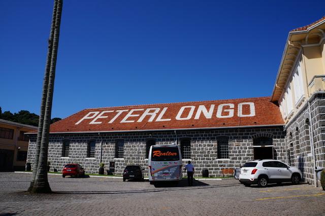 Vinícola Peterlongo em Garibaldi