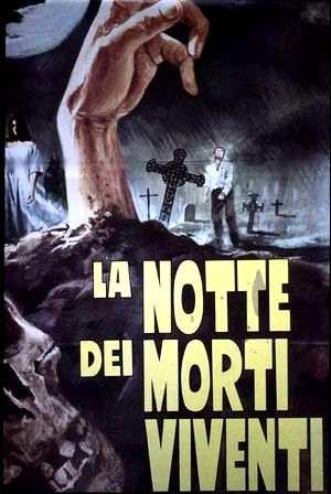 La notte dei morti viventi 1968, film, streaming,