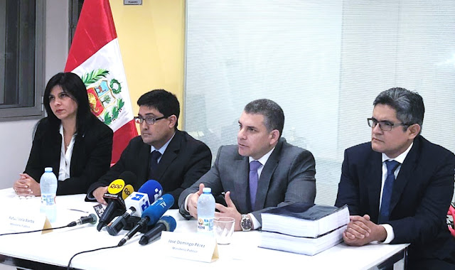 Fiscales interrogaron a exfuncionarios de Odebrecht en Brasil