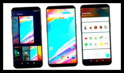 ون بلس تكشف رسميًا عن هاتفها الجديد OnePlus 5T