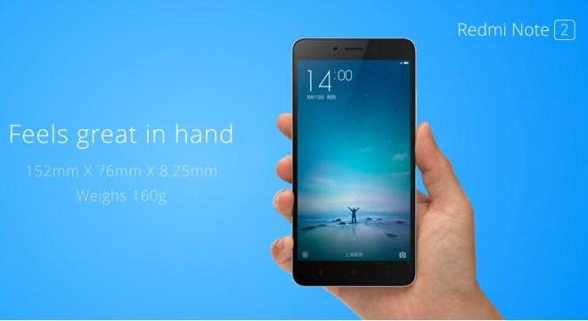 Harga dan Spesifikasi Xiaomi Redmi Note 2 Prime Terbaru 2016