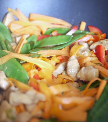 Asiatisches Hähnchencurry | Rezept | Kochen | Essen
