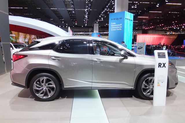 LEXUS RX new-type 新型レクサスRX2