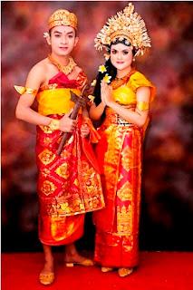 Gambar Baju Adat Bali Terlengkap 2220717