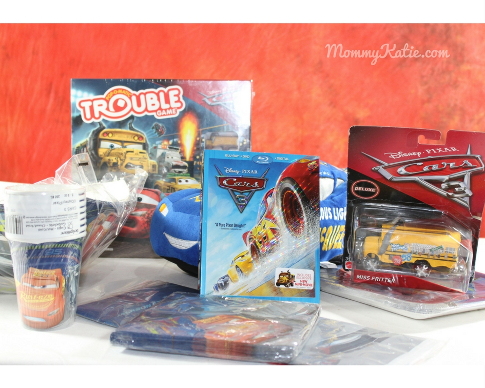 ceb98118149 Family Movie Night Fun with Cars 3 | Mommy Katie