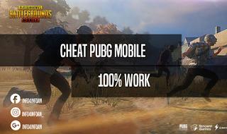 Cara cheat PUBG Mobile 100% Work Auto Chicken Dinner