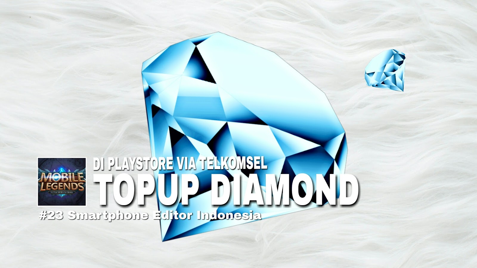 Cara Topup Diamond Mobile Legends Via Telkomsel Di Play Store