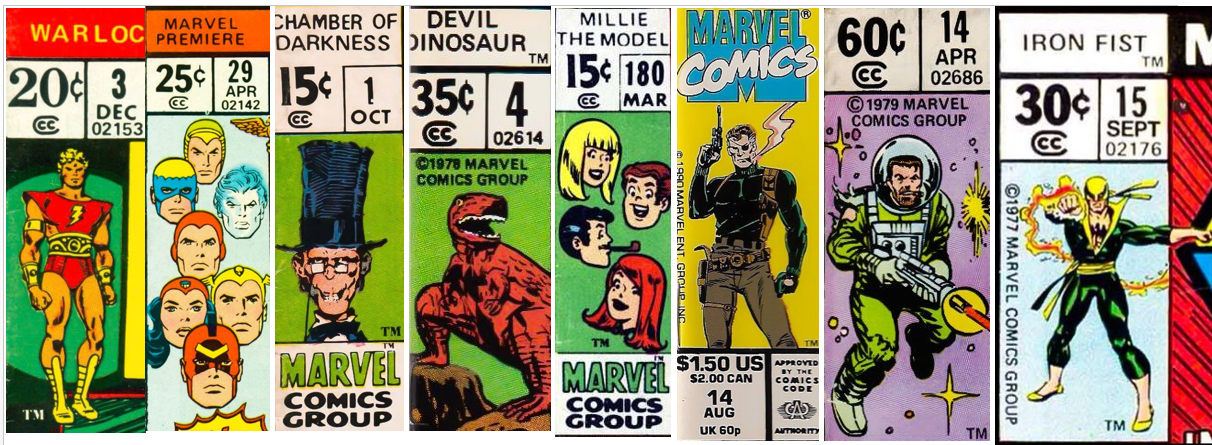 Bronze age babies whos the best marvels corner box you might also like fandeluxe Choice Image