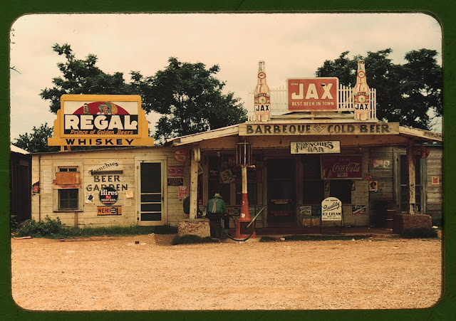 Fotografías a color de la América rural (1939-1941)