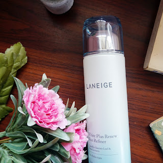 Mad Cherry Change Current Skincare Routine Laneige White Renew Plus