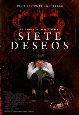 7 deseos (2017) en Español Latino