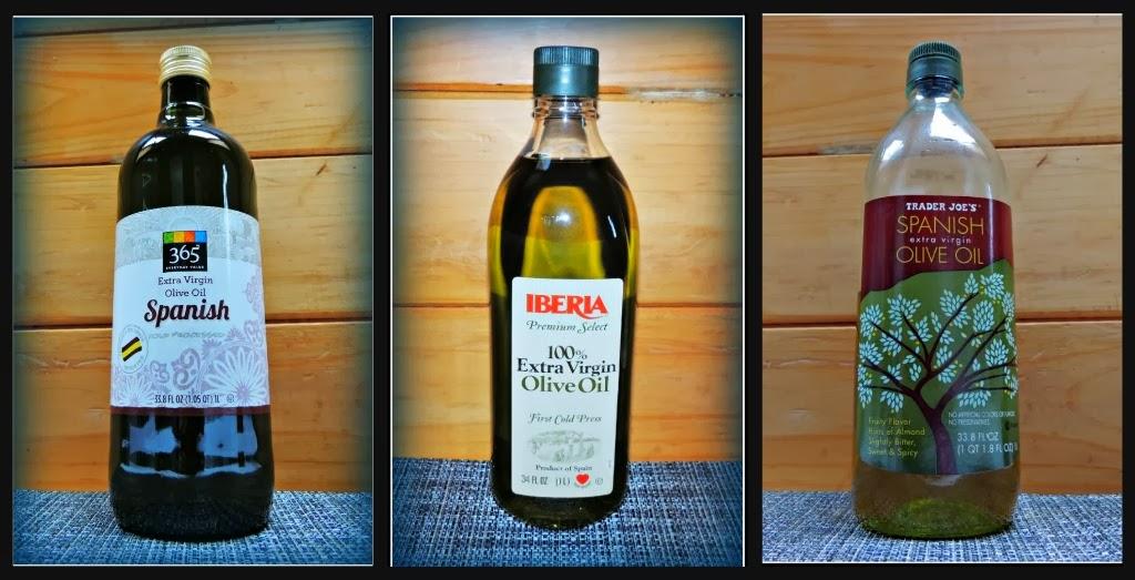 Aceite de Oliva de los Supermercados de Boston