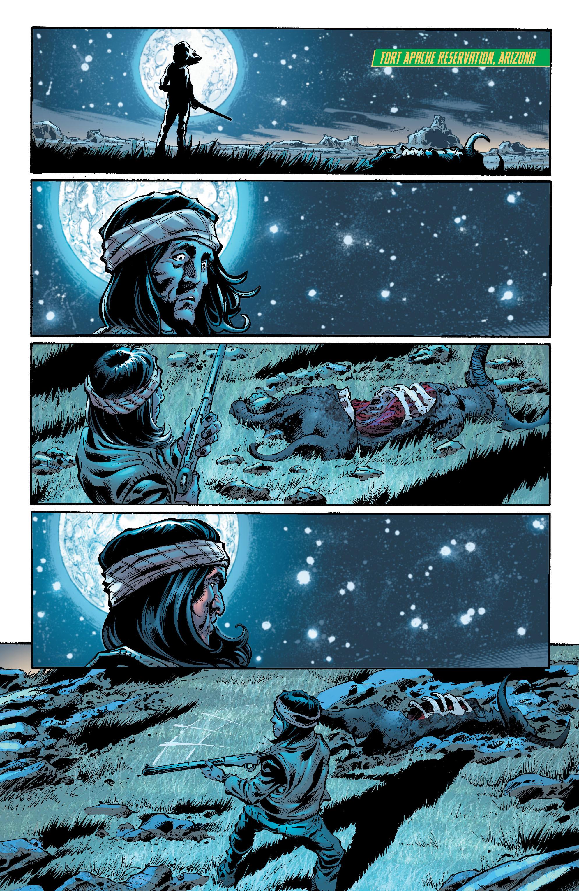 Read online Aquaman (2011) comic -  Issue #20 - 2