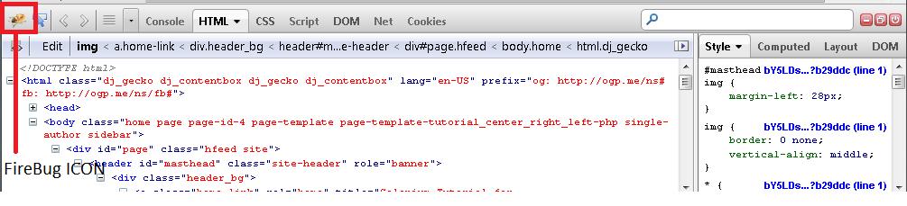 QaMantra: How to Install FireBug and FirePath in Firefox