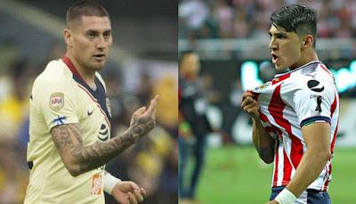 america vs chivas copa mx