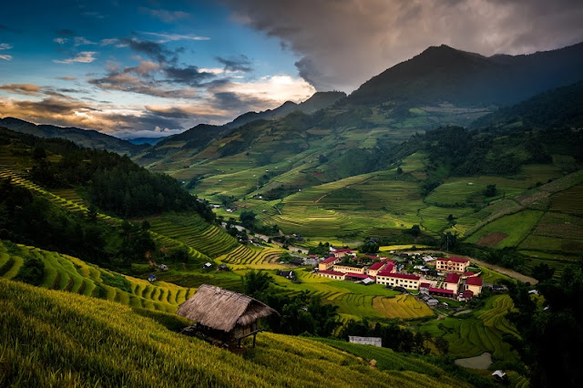 Highlights of The Trip Sapa & Mu Cang Chai Packages Tours 5