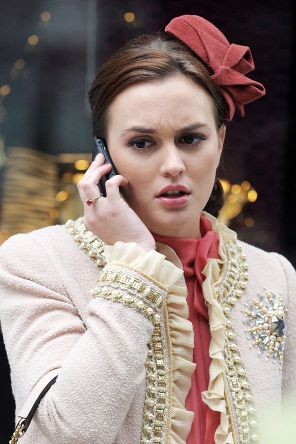 Celebrity Style: Blair Waldorf by Cool Chic Style Fashion