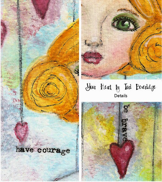 Your Heart by Tori Beveridge - Details