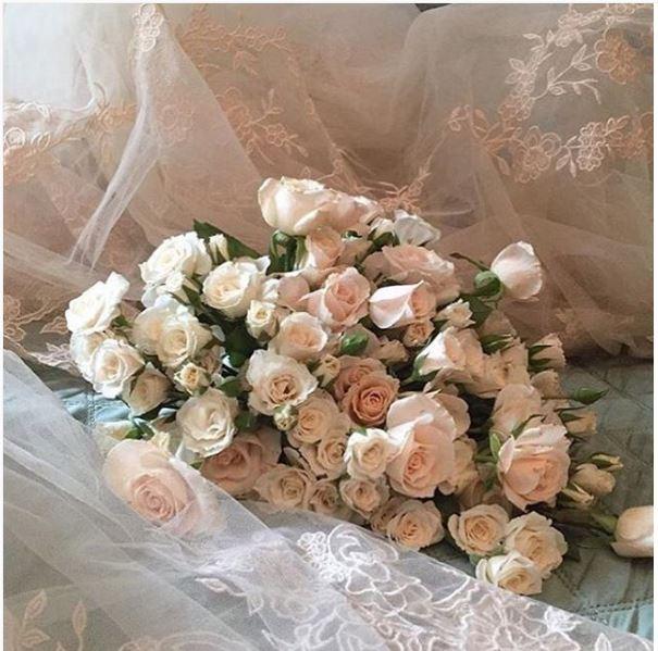 Helena Bordon casamento, bouquet