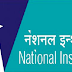 NICL RECRUITMENT OF ADMINISTRATIVE OFFICERS (GENERALISTS) SCALE-I OUT
