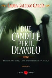 copertina recensione due candele per il diavolo