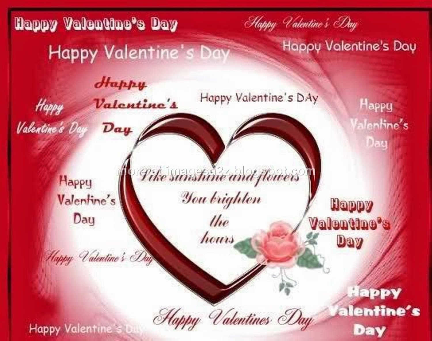 Valentines Day 2014 Gift Ideas  Lovers Day Gift - Happy -7540