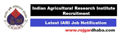 iari-indian-agricultural-research-institute-jobs