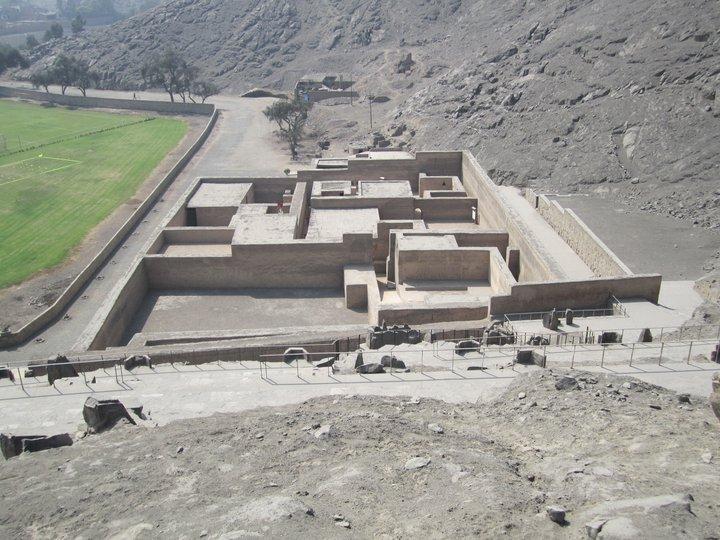 Zona Arqueológica de Puruchuco